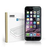 Anker® iPhone 6 4.7 インチ 強化ガラス液晶保護フィルム 9H硬度の液晶保護 & 96%の透過性 【18ヶ月保証】 A7231011