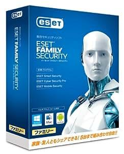 ESET ファミリー セキュリティ