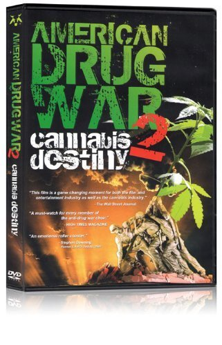 American Drug War 2: Cannabis Destiny DVD by Kevin Booth