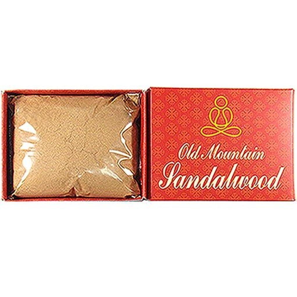 ペレグリネーション正義石鹸150 g Large Pack古いMountainサンダルウッドパウダー – 100 % Natural – e001
