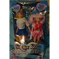 """美少女戦士セーラームーンDoll–Serena and Sailor Minimoon 11–1/ 2"""" Adventure Doll"""