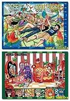 ワンピース 下敷き JF2011 【ジャンプフェスタ2011】 ONE PIECE / 尾田栄一郎 [生産終了・廃盤商品]