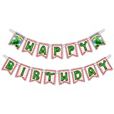 The Wonderful Wizard of Oz Happy Birthday Party Banner Decoration (Includes 23ft Ribbon) [並行輸入品]
