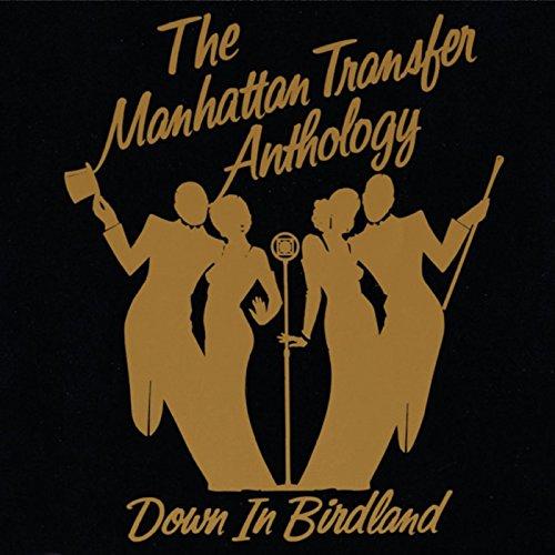 The Manhattan Transfer Antholo...