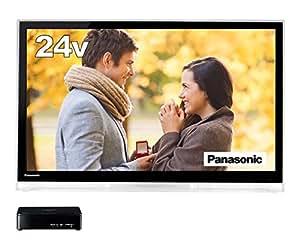 パナソニック 24V型 ポータブル 液晶 テレビ プライベート・ビエラ UN-24F6-K  ブラック