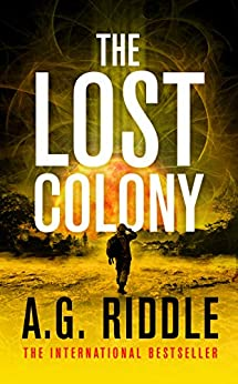 The Lost Colony (The Long Winter Trilogy Book 3) by [Riddle, A.G.]