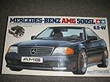 タミヤ 1/24 メルセデスベンツAMG500SL (1/24 スポーツカー:24095)