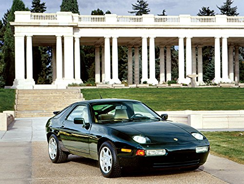 Porsche 928 S4/GT - Owner manual (English Edition)