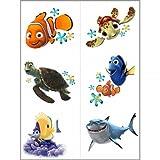 Disney Nemo's Coral Reef Tattoo Sheets ディズニーニモのコーラルリーフタトゥーシート♪ハロウィン♪クリスマス♪