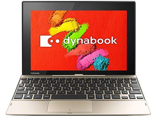 東芝 モバイルノートブック dynabook サテンゴールド PN40TGP-NYA