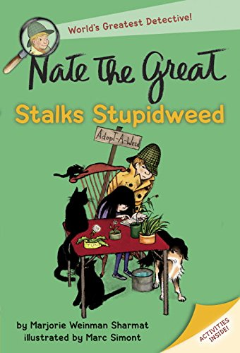 Nate the Great Stalks Stupidweedの詳細を見る