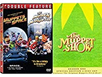 Kermit & Piggy The Muppets Collection Season 1 DVD & From Space + Take Manhattan Movie Bundle Double Feature【DVD】 [並行輸入品]