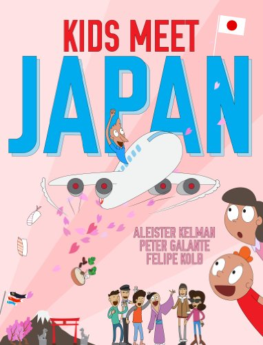 Kids Meet Japan (English Edition)