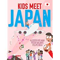 Kids Meet Japan (English Edition)