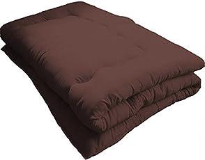 洗える ほこりの出にくい敷き布団 増量タイプ シングル
