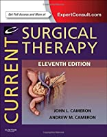 Current Surgical Therapy: Expert Consult - Online and Print, 11e by John L. Cameron MD FACS FRCS(Eng) (hon) FRCS(Ed) (hon) FRCSI(hon) Andrew M Cameron MD PhD FACS(2013-12-23)