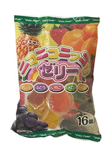 イケダヤ製菓 ニコニコニッコリゼリー 16個入