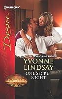 One Secret Night (Harlequin Desire)
