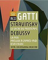 Stravinsky: Le Sacre Du Printemps / Debussy / [Blu-ray]