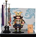 五月人形 鎧着大将 翔 幸一光 Yaeko Project 大将飾り 子供大将 兜 兜飾り 鯉のぼり 端午の節句 子供の日 男の子 初節句 お祝い