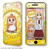 ライセンスエージェント デザジャケット「干物妹! うまるちゃん」iPhone 6ケース&保護シート デザイン1  DJAN-IPU5-m01