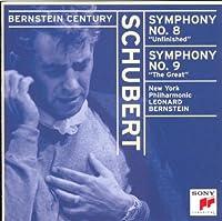 Schubert;Syms. 8 & 9