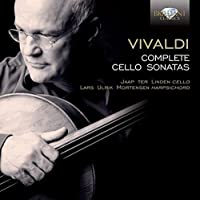 Cello Sonatas Complete by Lars Ulrik Mortensen & Linden