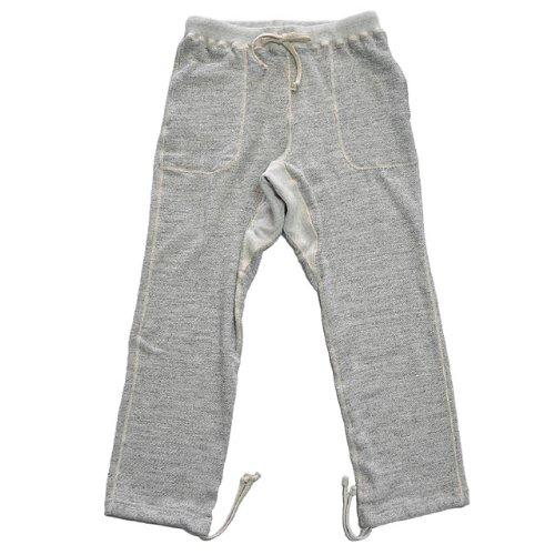 (ミスターオリーブ)Mr.Olive 12/1 RAFFY URAKE SWEAT PANTS mrolive61047 色GRAY サイズS