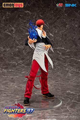 THE KING OF FIGTERS97 八神 庵 1/8スケール PVC・ABS製 塗装済み完成品 フィギュア