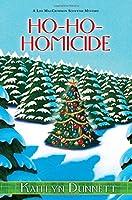Ho-Ho-Homicide (A Liss MacCrimmon Mystery)