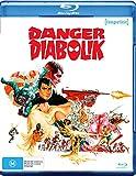 Danger Diabolik [Limited Edition All-Region/1080p] [Blu-ray]