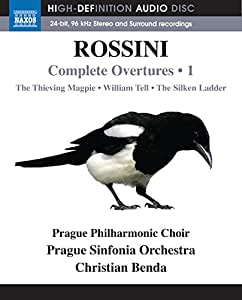 Gioachino Rossini Ouvertures (Intégrale - volume 1)