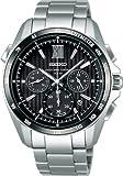 [セイコー]SEIKO 腕時計 BRIGHTZ ブライツ ソーラー電波修正 サファイアガラス スーパークリア コーティング 日常生活用強化防水 (10気圧) SAGA153 メンズ