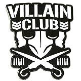新日本プロレス/NJPW Marty Scurll(マーティー・スカル) Villain Club ピンバッジ [並行輸入品]
