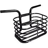 Bicycle Part Integral Forming Handlebar Basket with Product Patent-S/Black