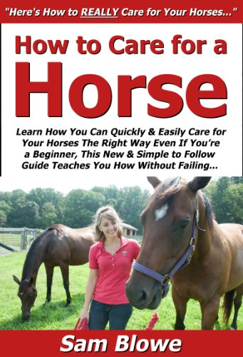 How to Care for a Horse: Learn...