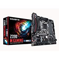 GIGABYTE Z390 M GAMING M-ATX ゲーミングマザーボード [Intel Z390チップセット搭載] MB4608