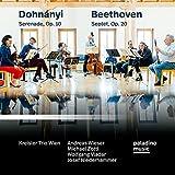 Dohnanyi: Serenade, Op. 10 Beethoven: Septet Op. 20 (Various Artists)