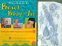Beach Body Art: Create Your Own Temporary Tattoos