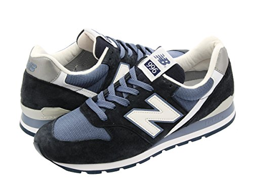 [ニューバランス] NEW BALANCE M996CPI NAVY/LIGHT BLUE/WHITE 【MADE IN U.S.A.】 [並行輸入品]