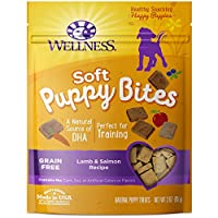 Wellness Just For Puppy Mini Soft Natural Chew Bite Sized Puppies Treats 3.5z
