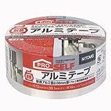 ニトムズ 耐熱アルミテープ P‐11HT 38.1mm×9.14m J3010