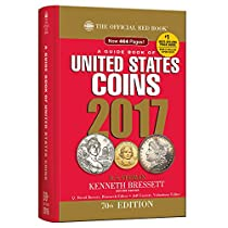 A Guide Book of United States Coins 2017: The Official Red Book (Guide Book of United States Coins (Cloth Spiral))