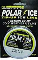 HT Enterprises Polar Ice Tip-Up Line Vinyl, 25 Yard, 11kg, Clear
