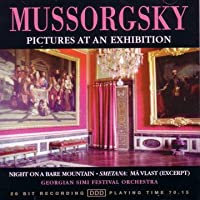Mussorgsky:Pictures/Exhibition