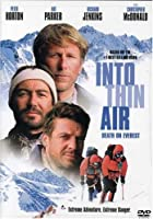 Into Thin Air - Death On Everest [Import USA Zone 1]