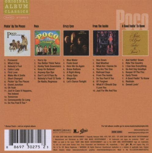 Original Album Classic : Poco