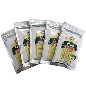 総合栄養食 ナナ(Nana) ライトエナジー お試しサイズ100g×5袋セット(シニア犬用・代謝エネルギー295kcal / 100g)ダイエット犬 低カロリーでダイエットに最適 ラム&ライス 糞臭軽減 [ドッグフード]