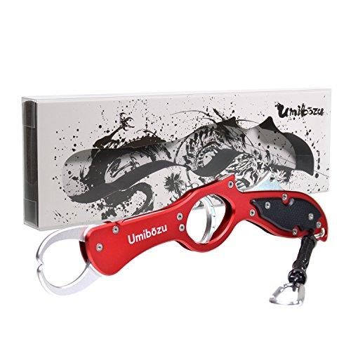 Umibozu(ウミボウズ) フィッシュグリップ 超軽量 アルミ製 魚掴み器 フィッシュキャッチャー