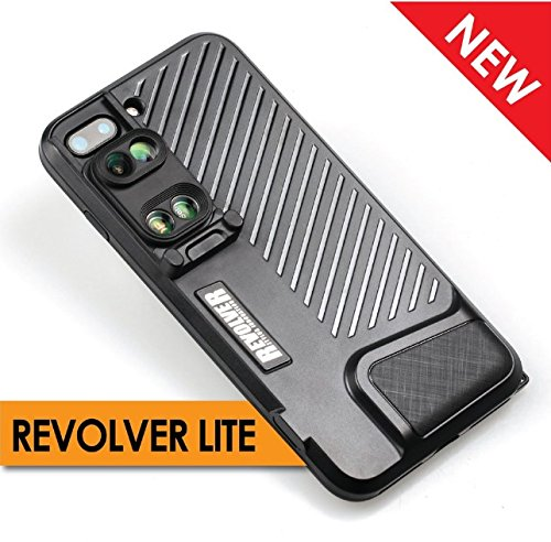 Ztylus カメラレンズキット Revolver Lite kit iphone7 Plus用 4in1 Black